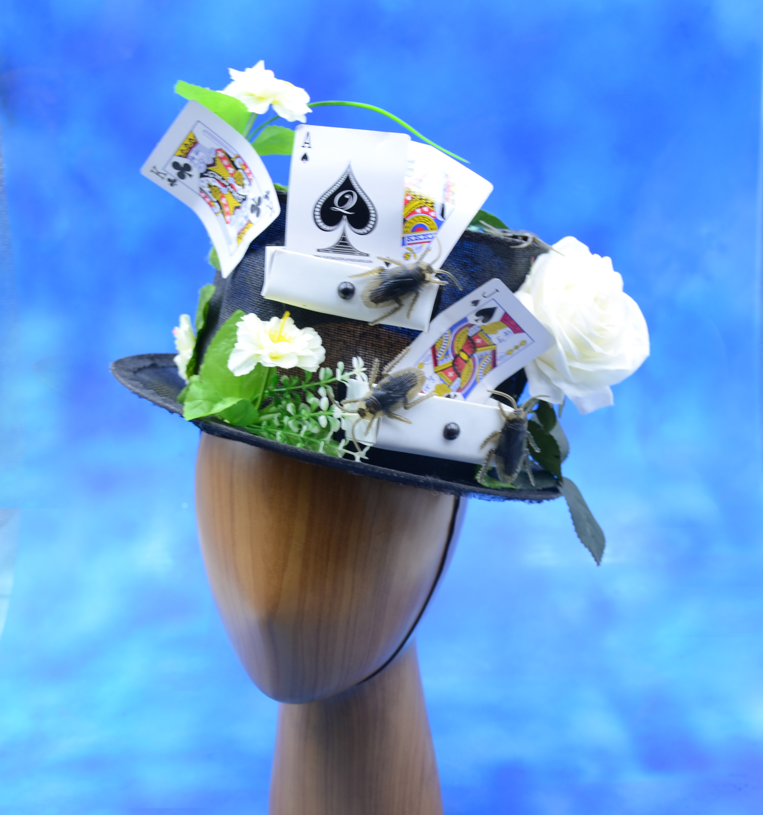 Rothschild Surrealist Party Top Hat with