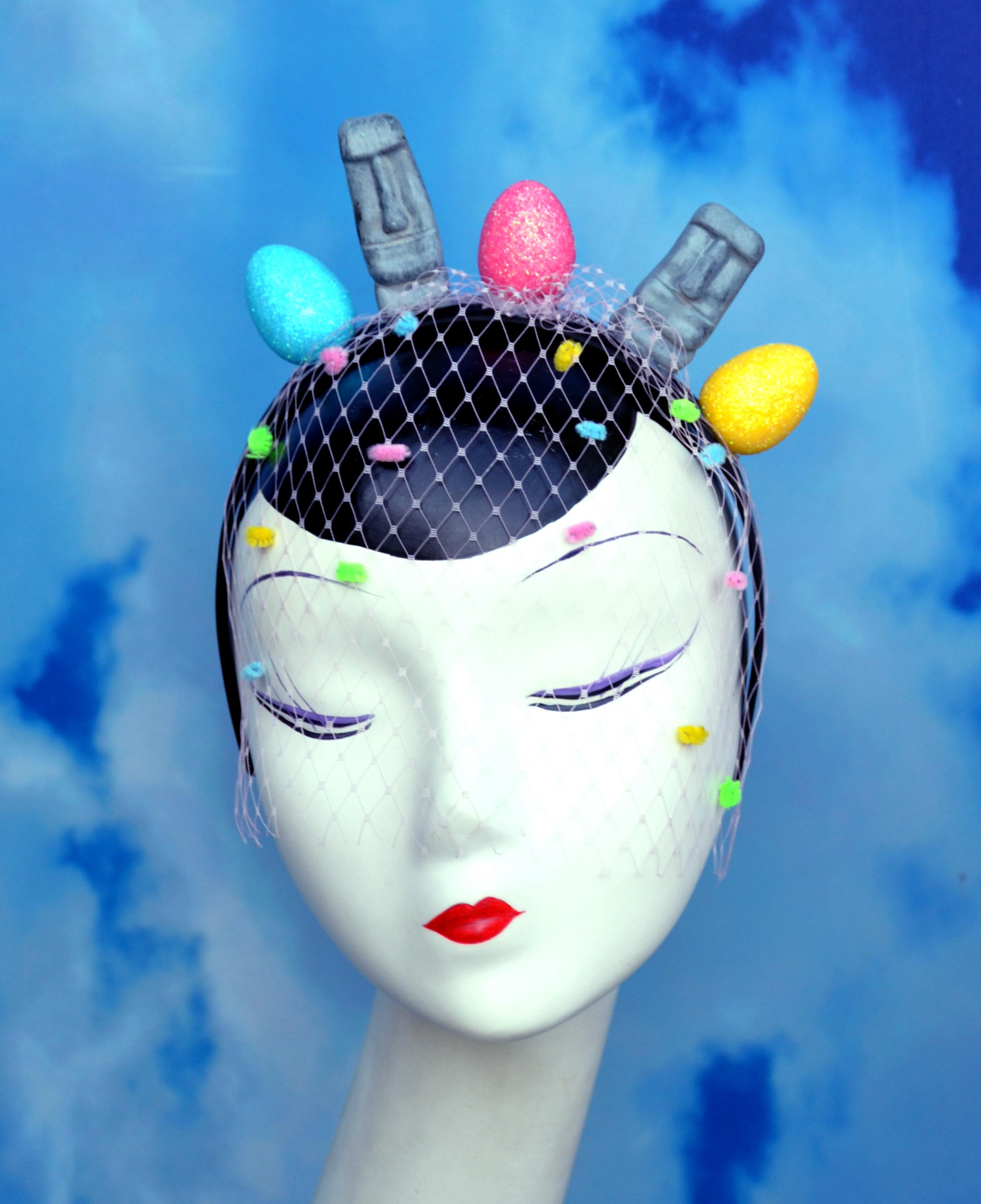 Easter Island Headband
