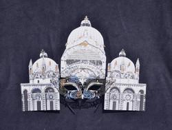 Saint Mark's Basilica Silver Venetian Ma