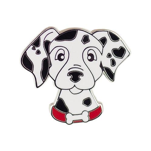 103rd Dalmation Enamel Pin by Erstwilder | Dog