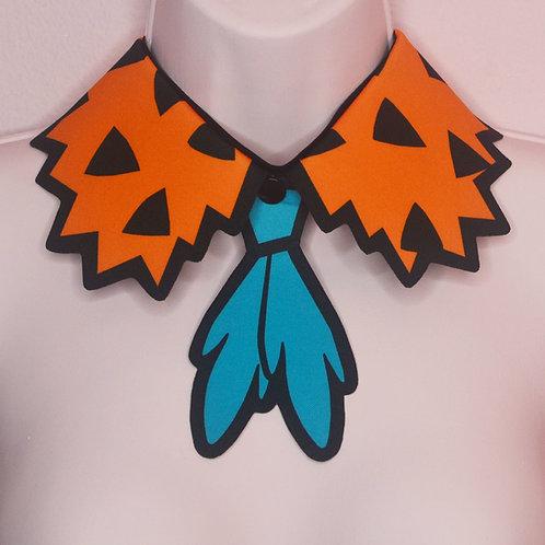 YABBA DABBA COLLAR by InterroBangBang   Fred Flintstone Inspired   Flintsones