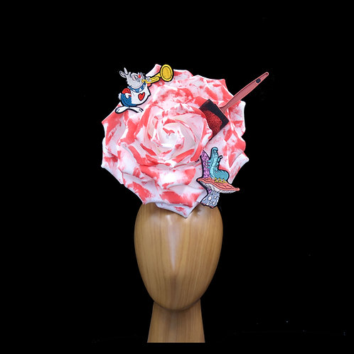 Paint the Roses Red Costume Hat | Queen of Hearts | Alice in Wonderland