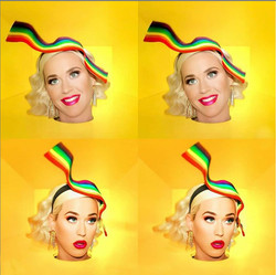 """Katy Perry for """"Daises (Can't Cancel Pride)"""""""