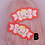 Thumbnail: RED KEWPIE BOW SET by InterroBangBang  | Blonde or Brunette Baby on