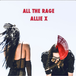 "Allie X ""All the Rage"""
