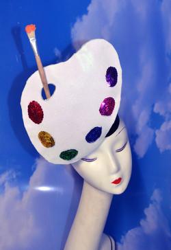 Artist Palette Hat (2)