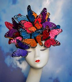 Custom Butterfly Headpiece