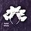 "Thumbnail: Custom Order, Any Color The ""Anna"" - Butterfly Fascinator Headband"