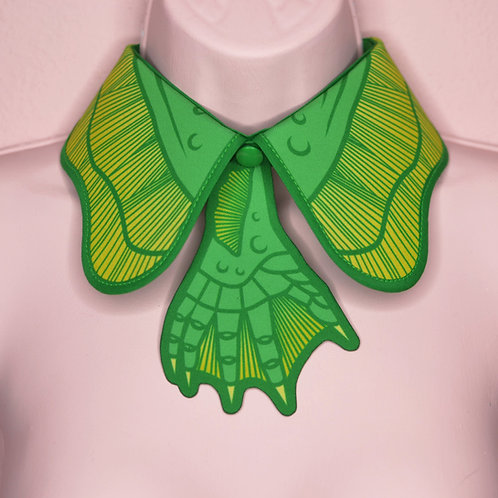 CREATURE COLLAR by InterroBangBang    Monster   Creature from the Black Lagoon