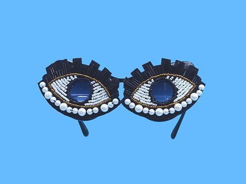 Cartoon Anime Eye Sunglasses | Surreal Sunglasses | Anime Cosplay
