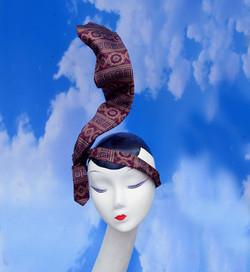 Surrealist Tie Costume Hat