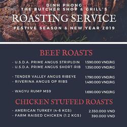Meet your festive meat