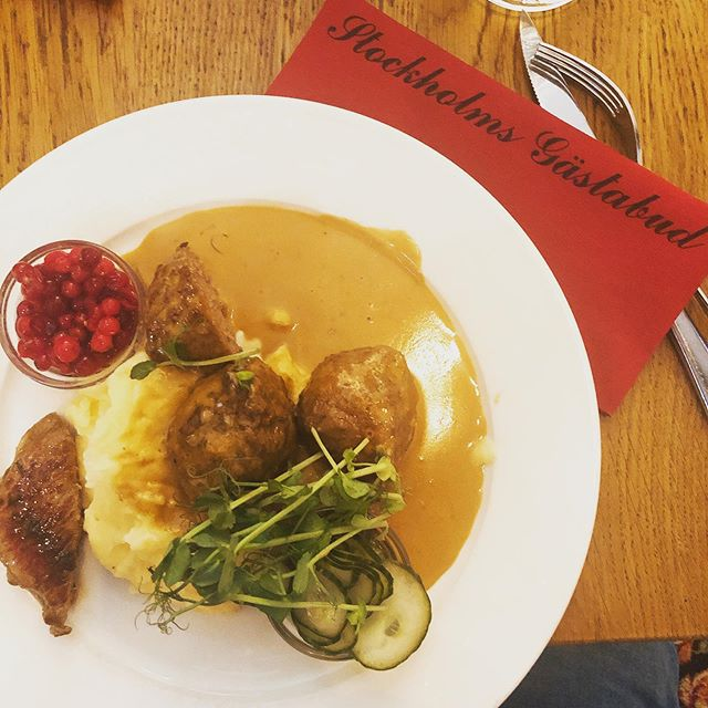 Kötbullar - Swedish Meatball