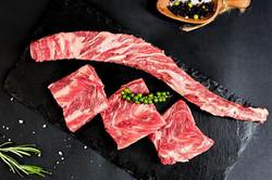 Aussie Beef Rib Finger, fresh cut