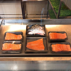 Starting new career - fish butchery