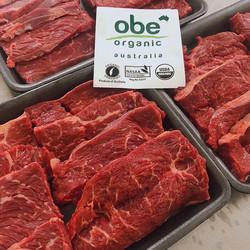 Beef Chuck Tail Flap, lean, tender & hea
