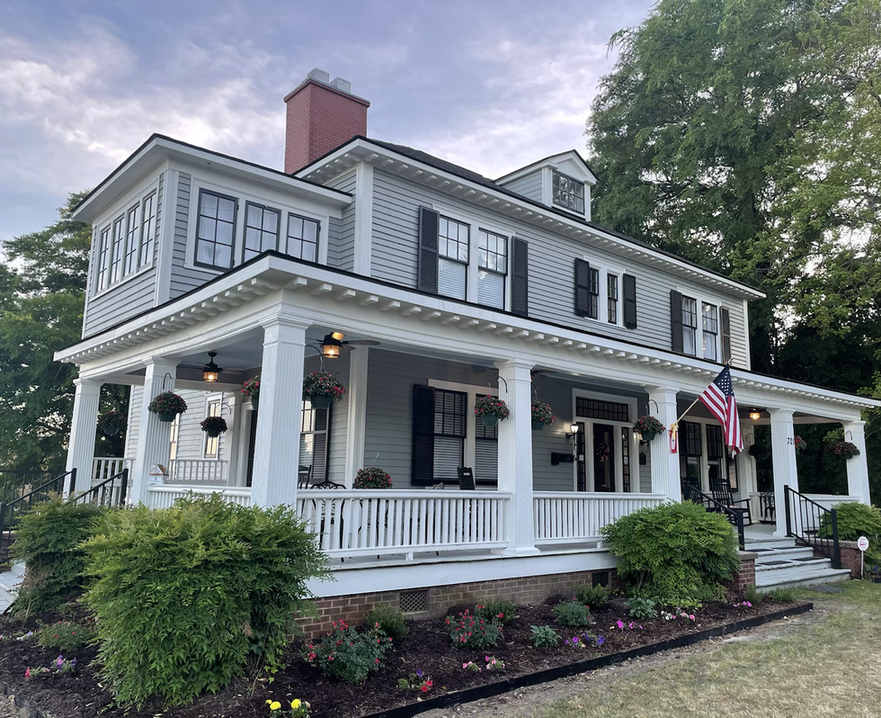 The MacPherson House Bed & Breakfast