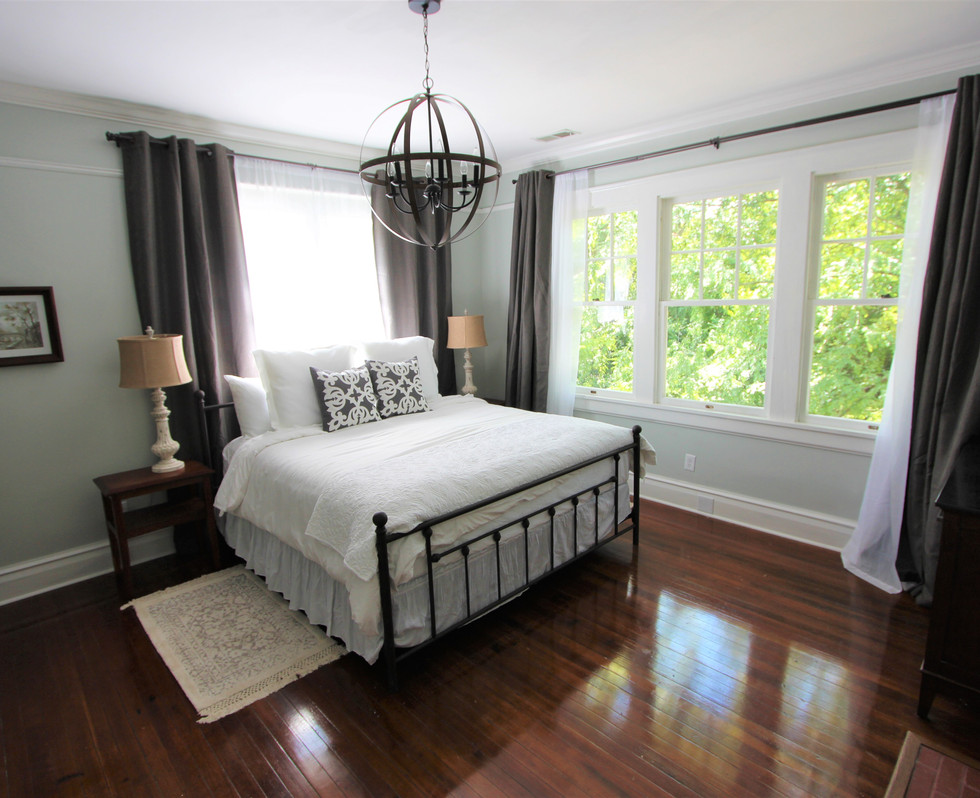 The MacPherson House Bed & Breakfast, Fayetteville, NC