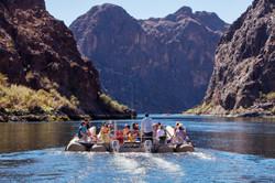 Rafting-Hoover Dam Tour Las Vegas