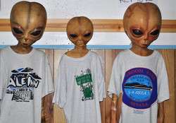 Area 51 Friends at the Inn