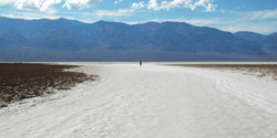 Death Valley Salt Lake
