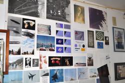 Area 51 Alien photo display