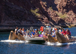 Calm Water Rafting, Hoover Dam Tour