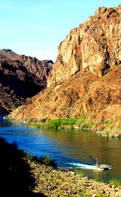 View of Colorado River