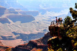 Mather Point, Grand Canyon, Tours