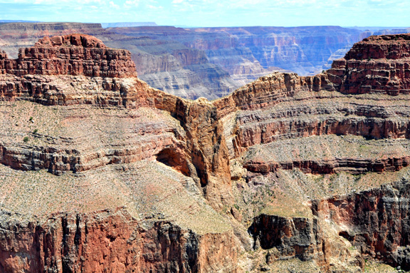 Eagle Point, Grand Canyon, Tours