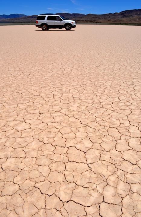 Area 51 Dry Lake