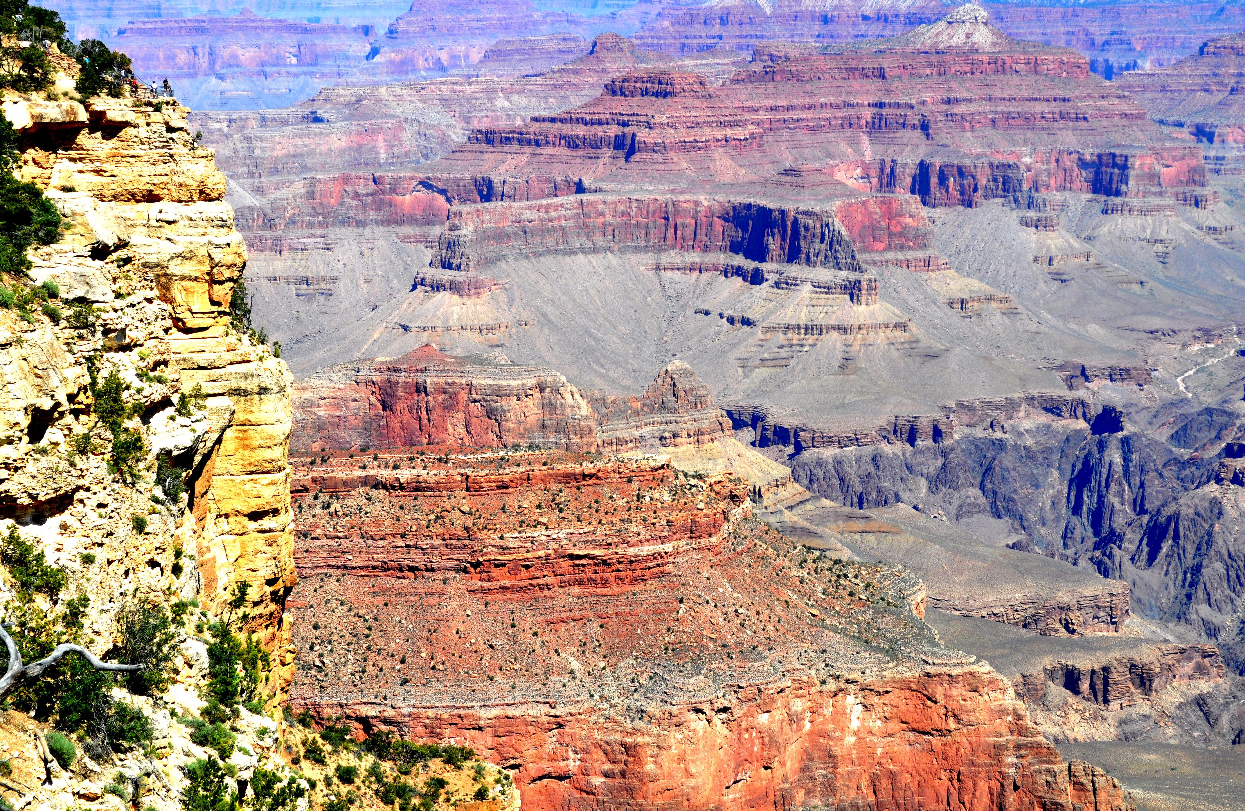 Yavapai Point, Grand Canyon, Tours