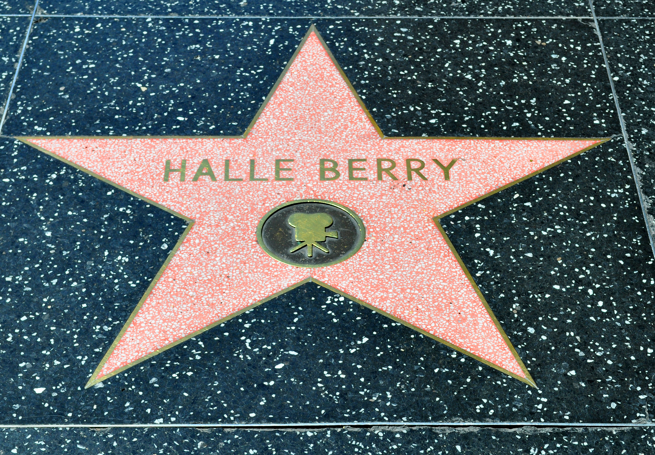 Halle Berry Star, Walk of Fame