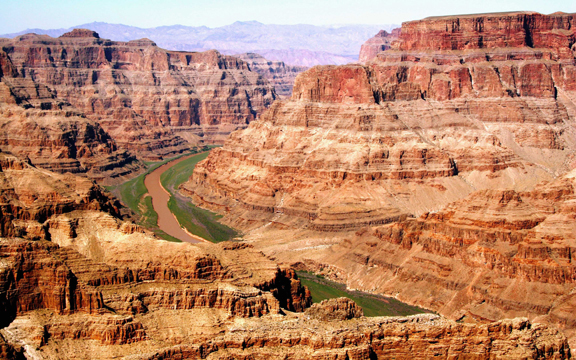 Colorado River, Guano Point, Tours