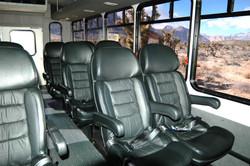 Luxury Mini Coach Interior