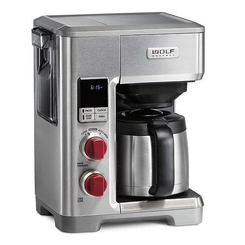 Automatic Drip Coffeemaker (Red Knob)