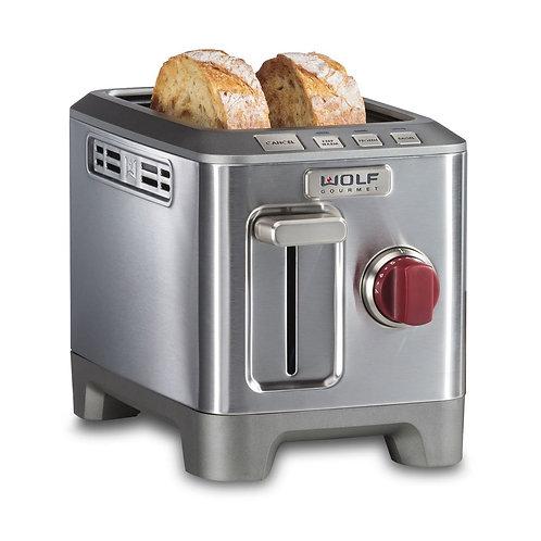 2-Slice Toaster (Red Knob)