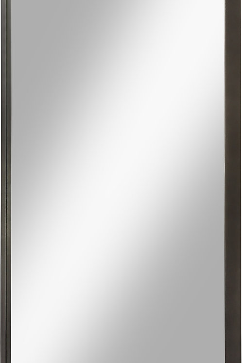 Reflections 24x36 Framed Mirror in Polished Nickel