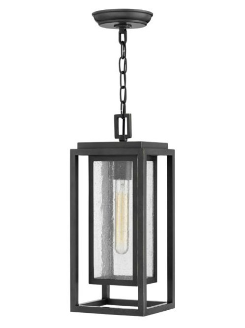 Republic Hanging Lantern in Oil Rubbed Bronze