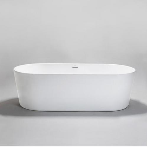"""62¼"""" acrylic freestanding bathtub"""