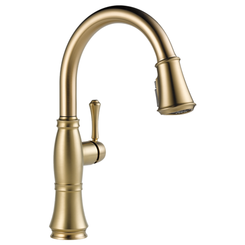 Cassidy Kitchen Faucet in Champagne Bronze