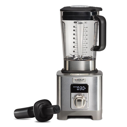 High Performance Blender (Stainless Knob)