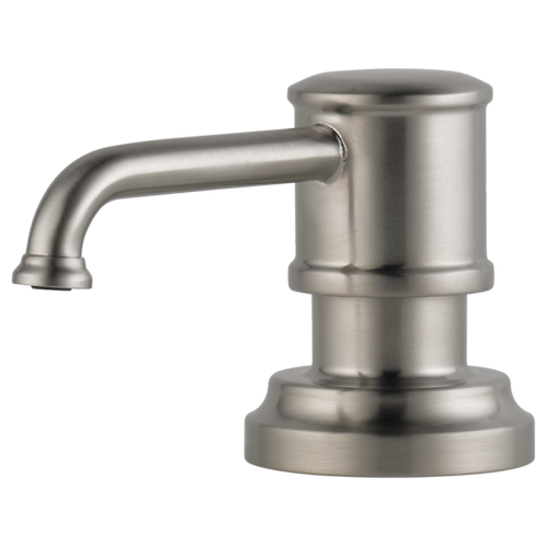 Artesso Soap Dispenser in Stainless Steel