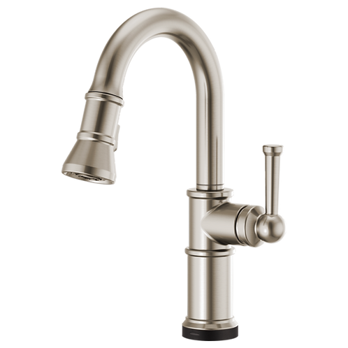 Artesso Touch Faucet in Stainless Steel
