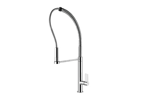 Master Chef Kitchen Faucet in Polished Chrome