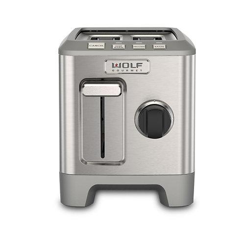 2-Slice Toaster (Black Knob)