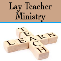 Lay Teacher Ministry