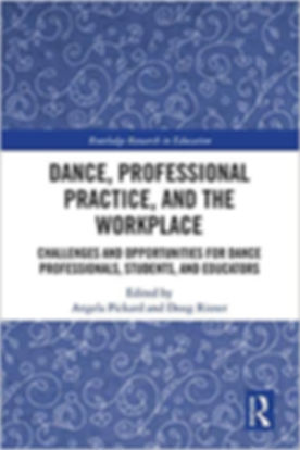 Book_Dance Professional Practice Workpla