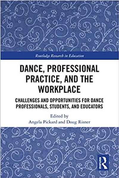 Book_Dance Professional Practice Workpla