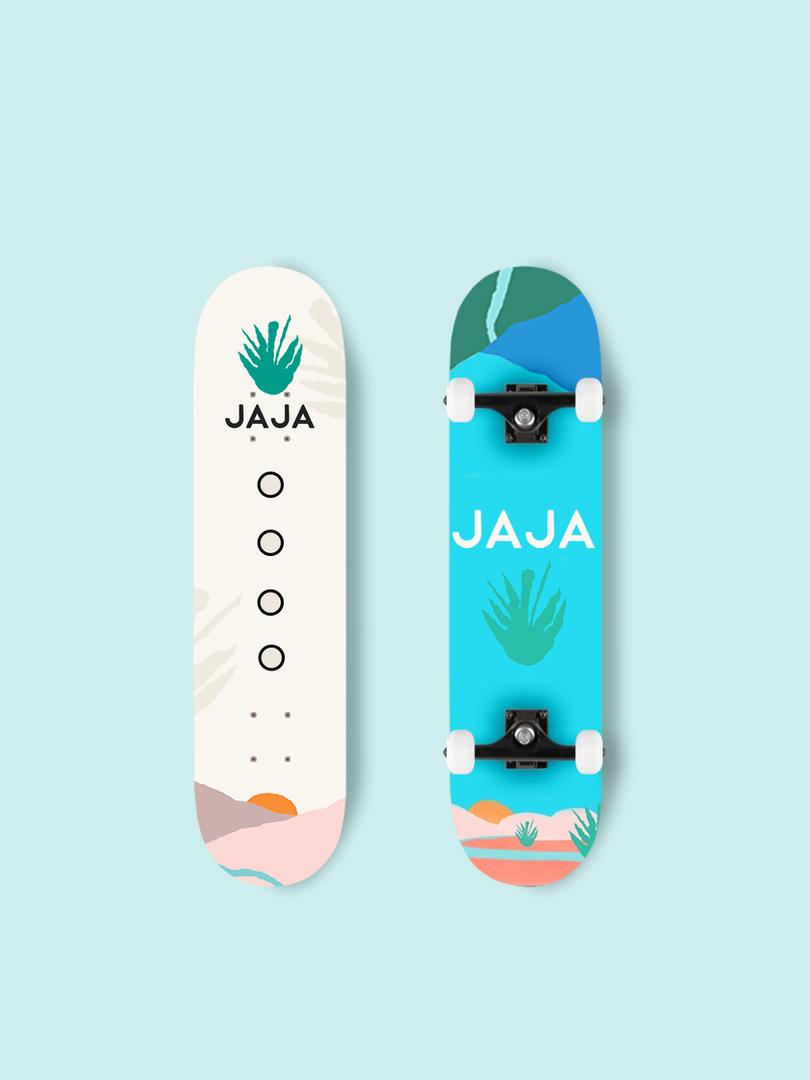 JAJA - Skateboard